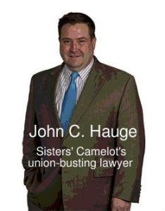john hauge